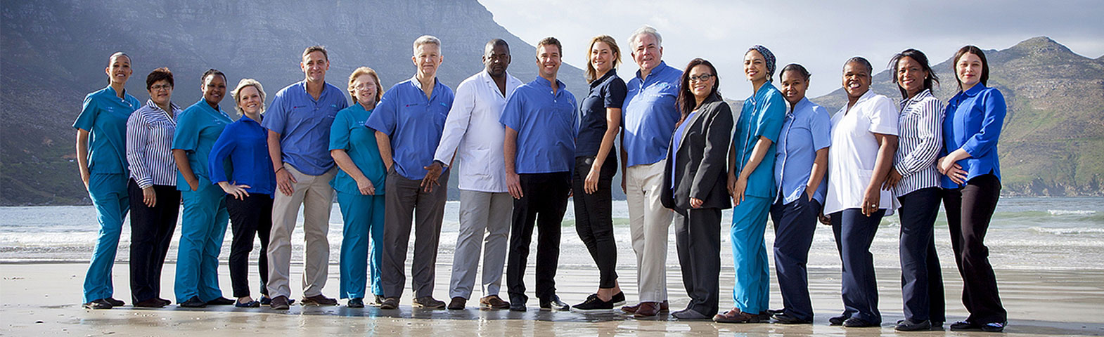 The Hout Bay Dental Studio dentists & team