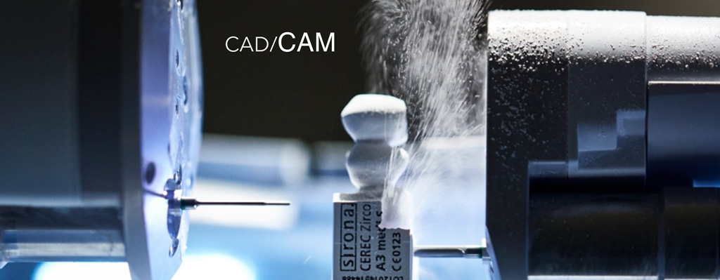 The future of dentistry: Digital CADCAM